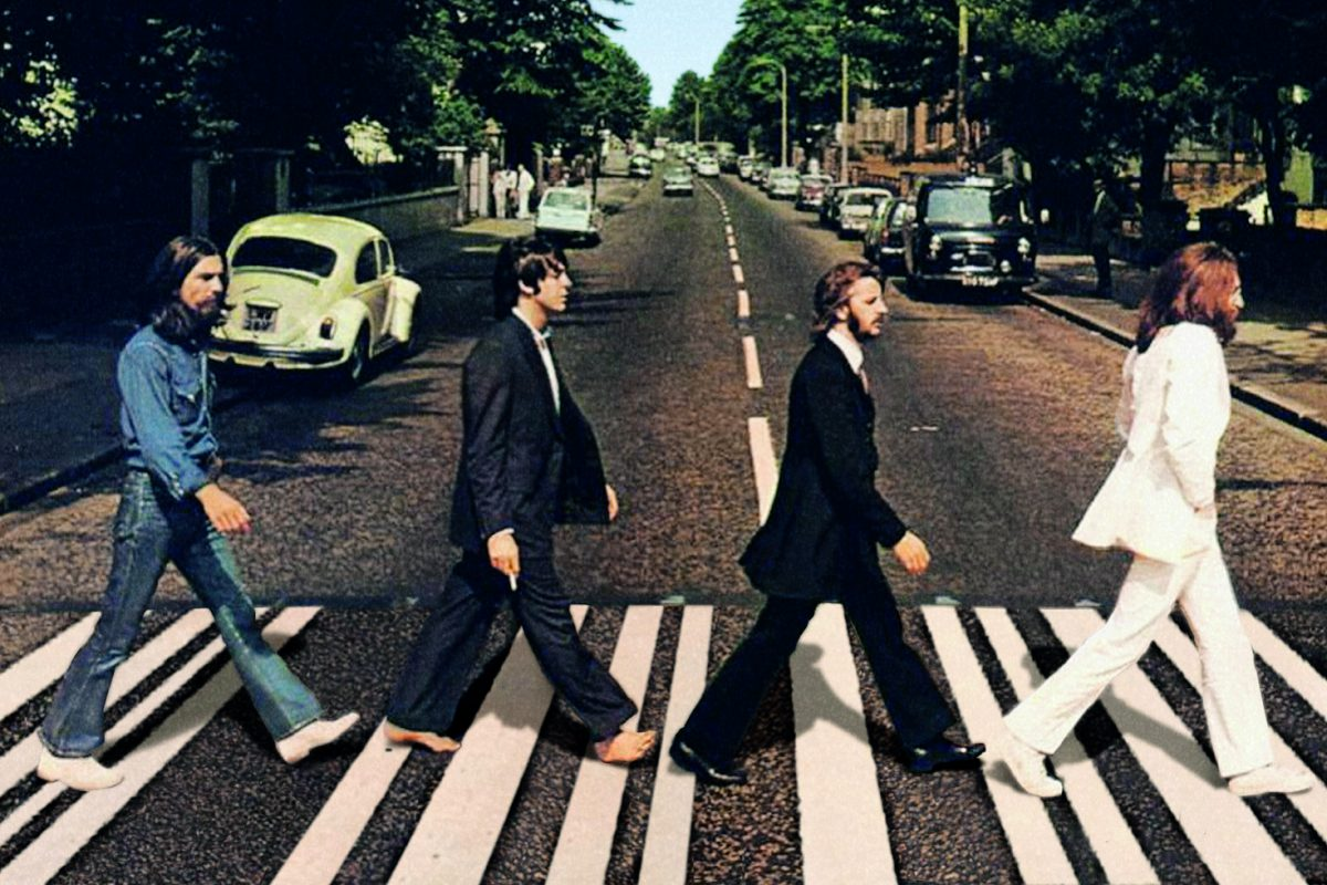 """""""Una imagen, un recuerdo"""" Un cuarteto que cambió al mundo"""