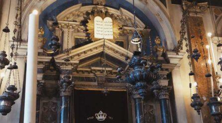 El Museo Judío de Venecia será restaurado