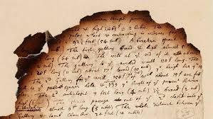 Subastan manuscritos inéditos que revelan que Newton intentó calcular el tamaño del Primer Templo de Jerusalem