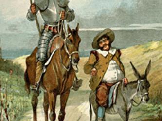Escrito por Miguel Cervantes hace cinco siglos