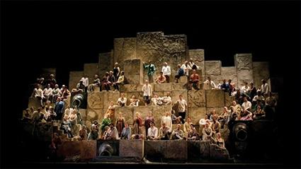 Una Imagen, un recuerdo. Nabucco.