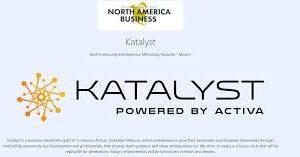 """KATALYST, DE LA COMUNIDAD JUDÍA  DE MÉXICO, RECIBE PREMIO  """"NORTH AMERICA BUSINESS AWARD"""""""
