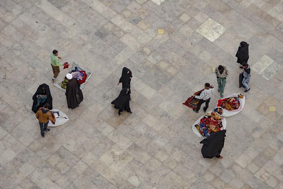 Mujeres en Irán,  un caso de cautiverio
