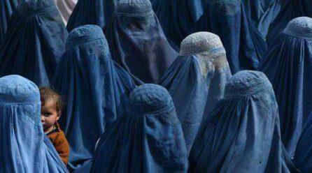 Los talibanes, indudables villanos.  Sin embargo…